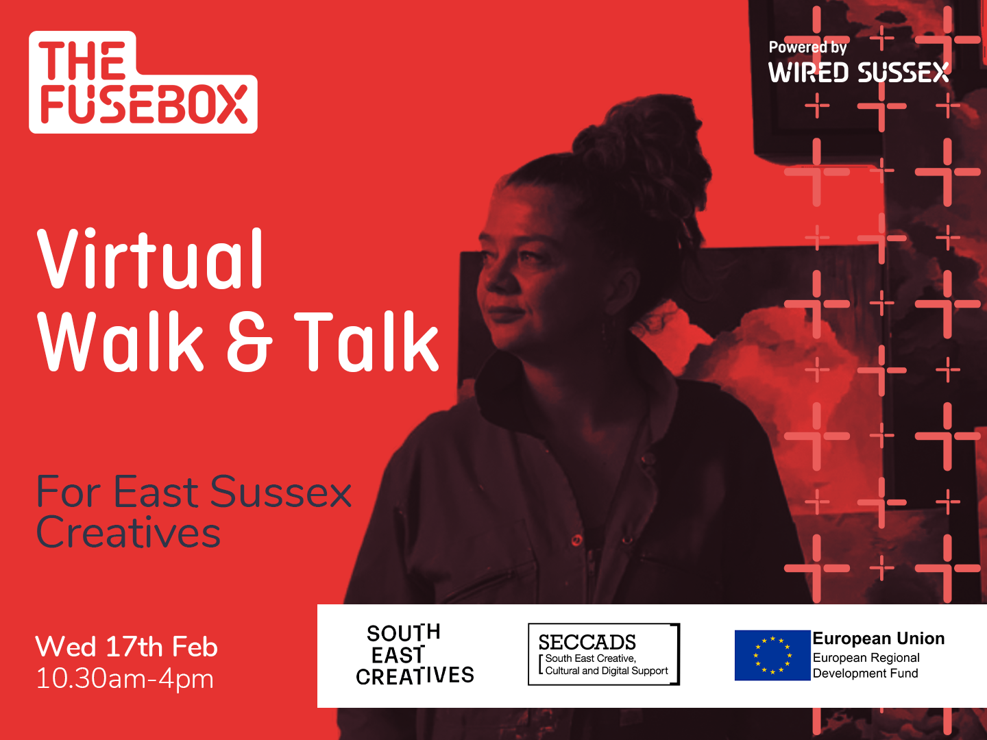 Virtual Walk and Talk for East Sussex Creatives