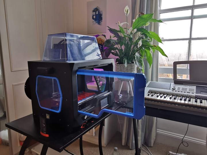 FuseBox 3D Printer Update