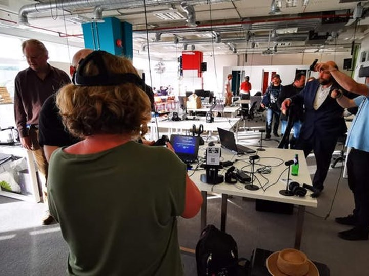 VR Brighton Show and Tell
