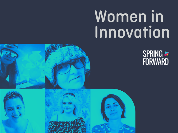 POSTPONED: Women in Innovation