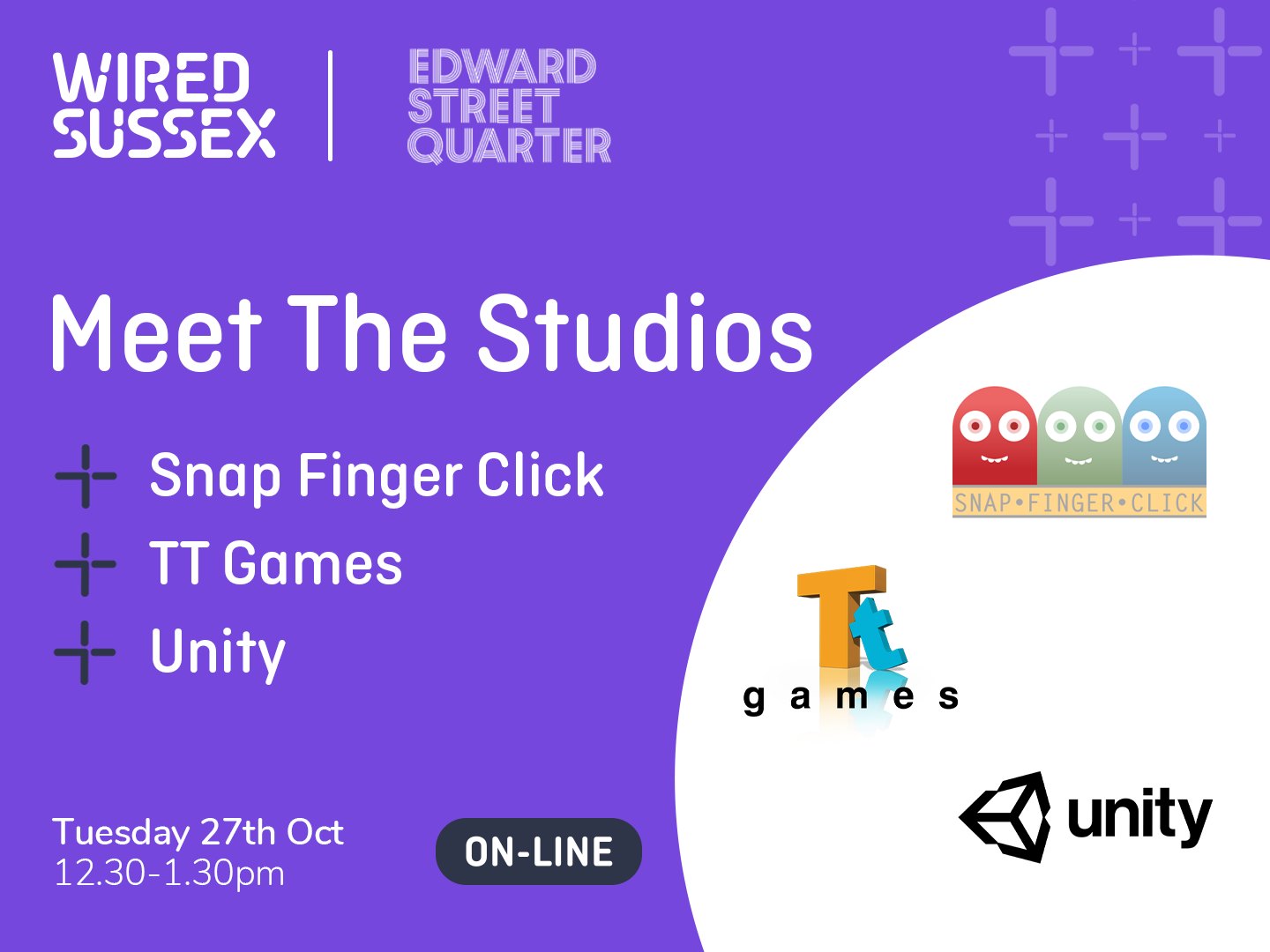Meet The Studios: Snap Finger Click, TT Games & Unity
